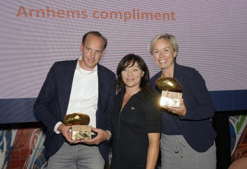 winnaars Arnhems Compliment 2017